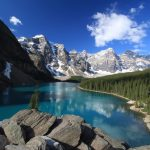 The Best View of Moraine Lake
