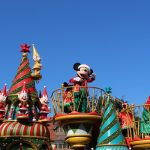 Christmas Fantasy 2014 – Tokyo Disneyland, Japan