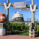 Disney Magic Transatlantic Cruise: Day Eleven – Castaway Cay