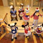 Disney Magic Transatlantic Cruise: Day Five – At Sea
