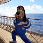 Disney Magic Transatlantic Cruise: Day Seven – At Sea