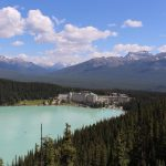 The Best View of Lake Louise – Alberta, Canada