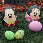 Hong Kong Disneyland Egg-Stravaganza