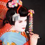 Maiko Makeover in Kyoto, Japan