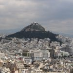 Mount Lycabettus – Athens, Greece