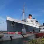 The Queen Mary – Long Beach, California