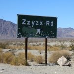 Zzyzx Road – Baker, California