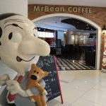 Mr Bean Coffee Shop – Shanghai, China