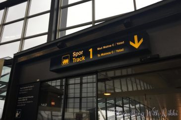 How to Get From Copenhagen Airport to Malmö by Train
