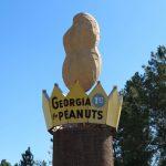 The World's Largest Peanut – Ashburn, Georgia