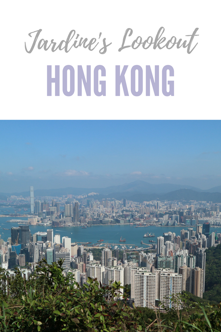 The Jardine's Lookout Hike – Hong Kong | Travelling With Nikki