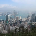 How to Walk up to The Peak in Hong Kong